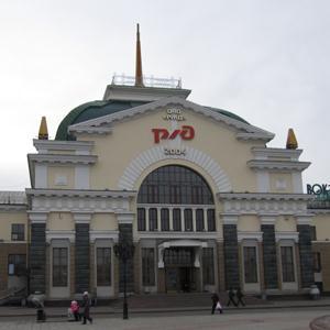 Железнодорожные вокзалы Атагая